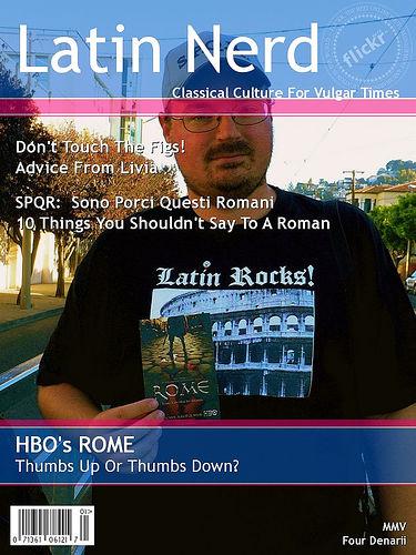 Latin Nerd Magazine