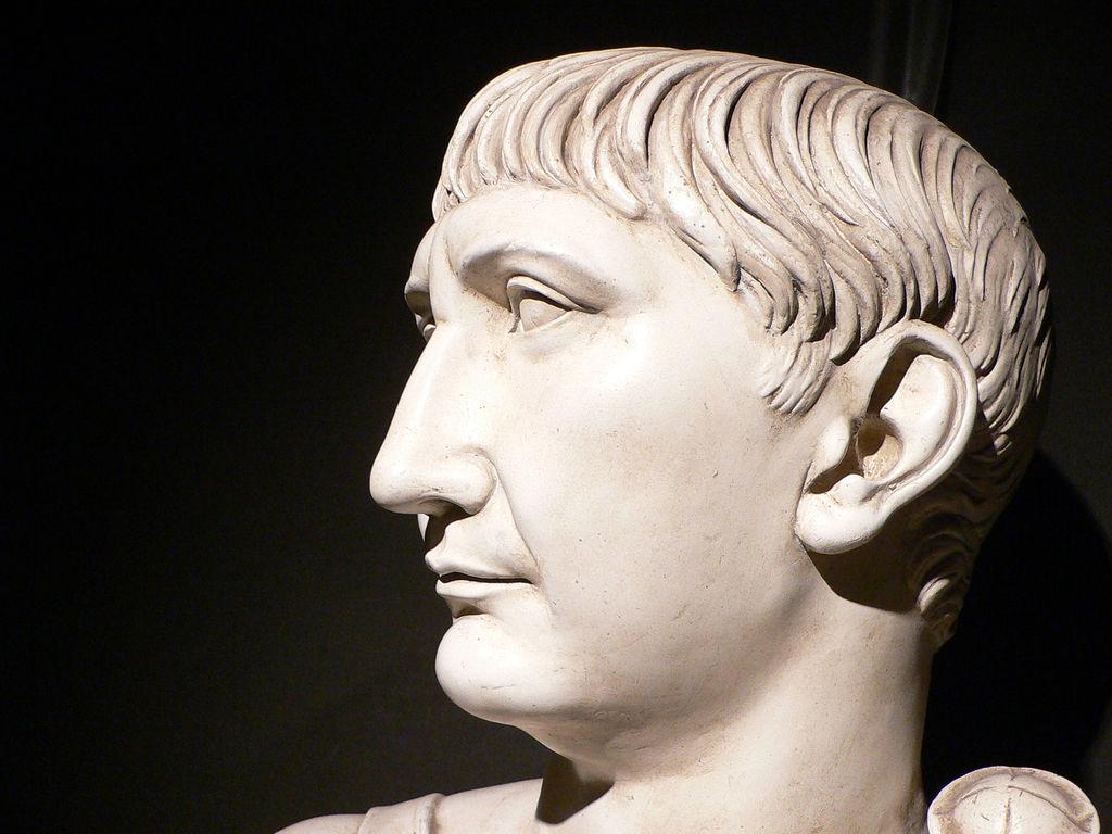 Trajan's Roman Nose